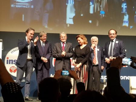 """L'endorsement di Romano Prodi a Insieme che """"unisce ..."""