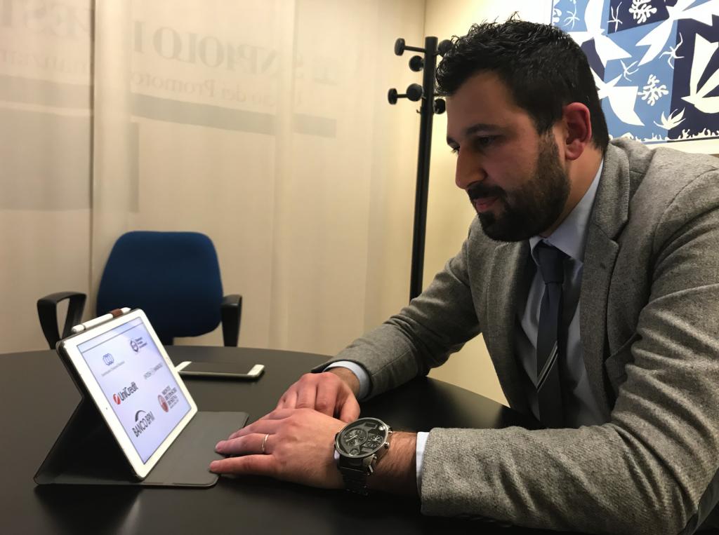 Massimo Sandonà, consulente finanziario