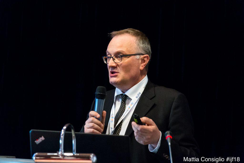 Nicola Borzi, giornalista d'inchiesta