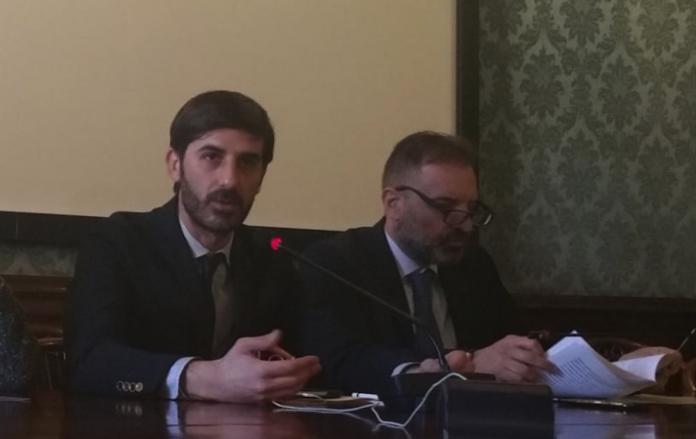 Alessio Villarosa e Massimo Bitonci illustrano il decreto attuativo (mai emanato) degli indennizzi del FIR