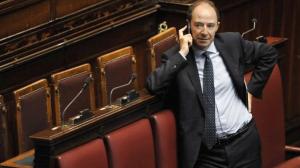 Pierantonio Zanettin, unico componente vicentino della Commissione d'inchiesta parlamentare sul sistema bancario e finanziario
