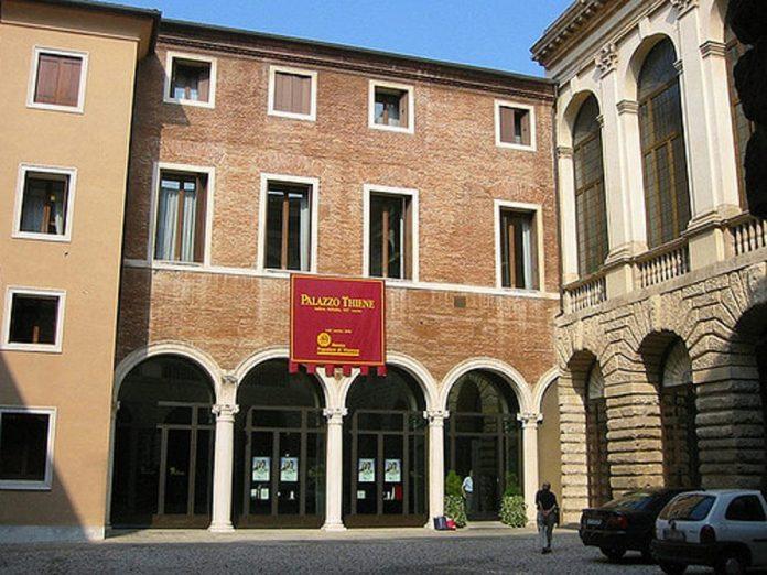 Palazzo Thiene a Vicenza