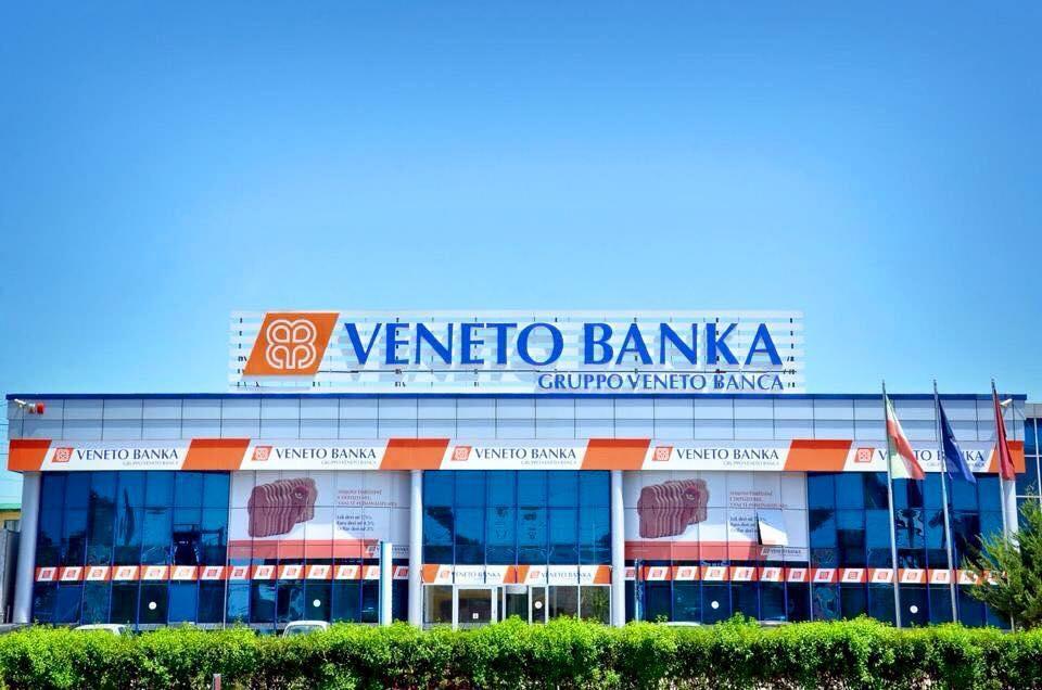 Veneto Banka Sh.: NPL a Lca, Sga e Tranzit con firma di ...