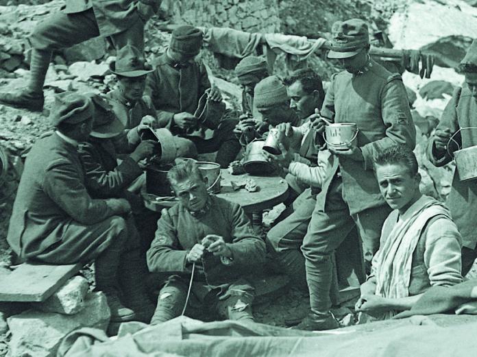 Laltopiano Di Asiago E La Grande Guerra Un Piccolo Grande