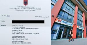 Sul caso Veneto Banka interviene la presidenza della repubblica albanese