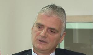 Adrian Biliku, executive director AKBN