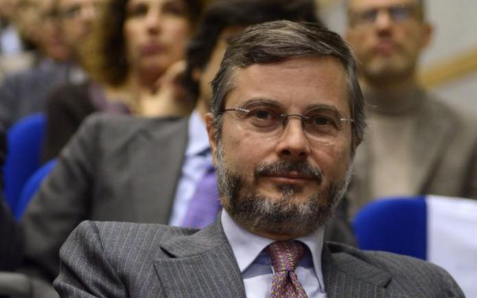Bernardo Mattarella, top manager di Banca Nuova di Gianni Zonin