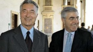 Gianni Zonin e Vincenzo Consoli, destini opposti o imposti?