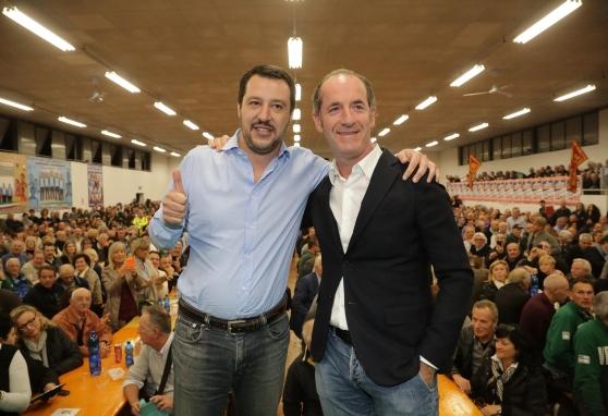 Salvini e Zaia
