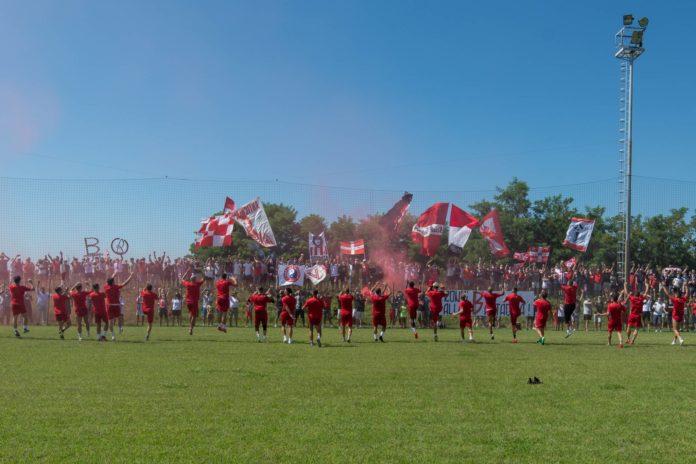 LR Vicenza ritiro