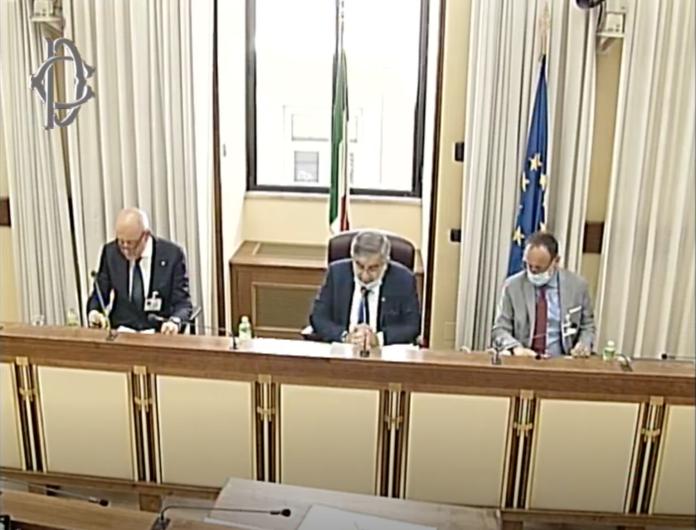 Commissione Banche: audizione del presidente di Federcasse, avv. Augusto Dell'Erba