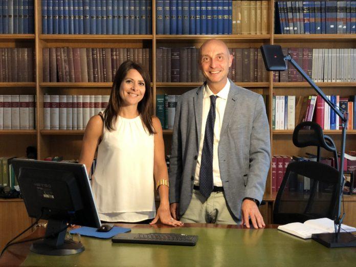 Avv. Alessandro Palmigiano ed Elisabetta Violante